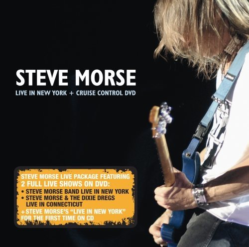 Live in New York+Cruise Control DVD