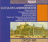 DONIZETTI - LUCIA DI LAMMERMOOR/CALLAS, KARAJAN (2 CD)