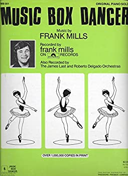 Music Box Dancer  Sheet Music