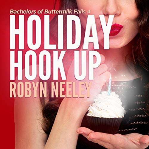 Holiday Hook Up audiobook cover art