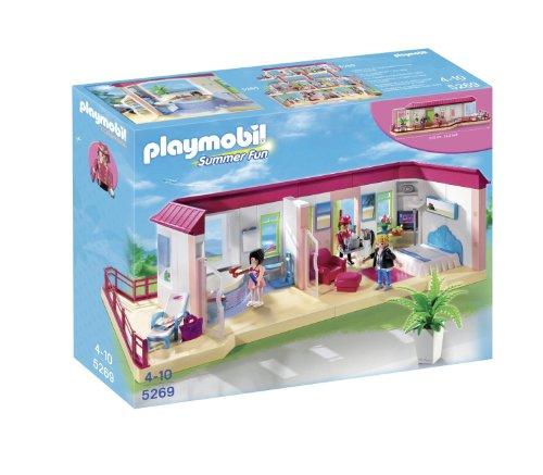 PLAYMOBIL Hotel - Suite, Set de Juego, Multicolor, 45 x 12,5 x 35 cm, (5269)