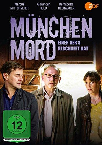 München Mord - Einer der's geschafft hat [Alemania] [DVD]