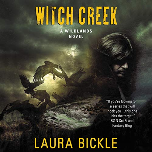 Witch Creek audiobook cover art