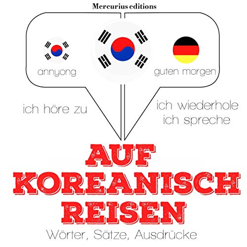 Koreanisch sprechen auf Reisen Titelbild