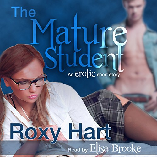 The Mature Student audiobook cover art