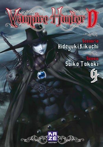 Vampire Hunter D Vol.4 - French Edition (Vampire Hunter D - French Edition)