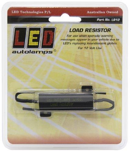 LED Autolamps Lastwiderstand für 12V LED-Leuchtmittel