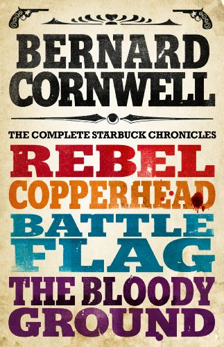 The Starbuck Chronicles: The Complete 4-Book Collection (English Edition)