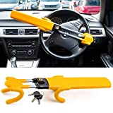 Best Steering Wheel Locks - Vivo Technologies Twin Bar Steering Wheel Lock Stop Review