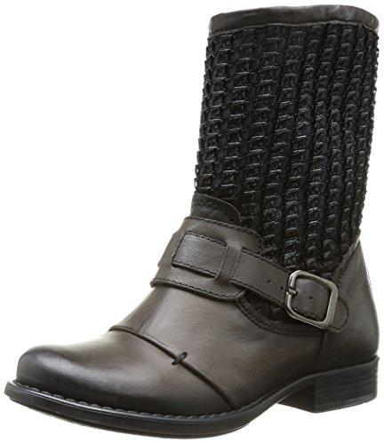 Bunker Plo, Boots fille - Gris (Sf Grey), 31 EU
