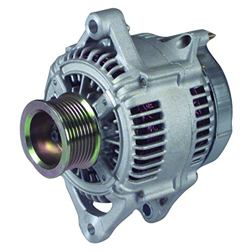 New Alternator Replacement For Dodge Cummins Ram D250 D350 W250 W350 5.9L 6BT 12 Valve 120 AMP 1990-1998 Upgrade