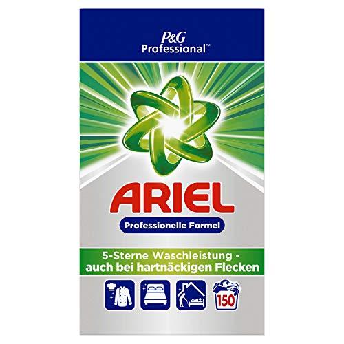 Ariel Professional Vollwaschmittel Pulver Vollwaschmittel 9,75kg– 150Waschladungen