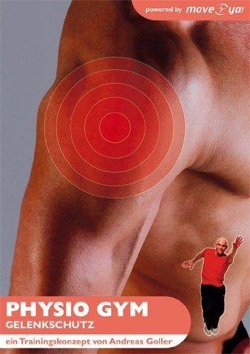 DVD Physio Gym 4 Gelenkschutz