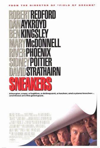27 x 40 Sneakers Movie Poster