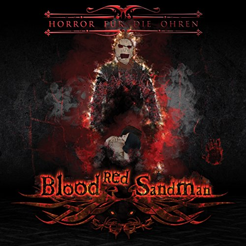 Blood Red Sandman Titelbild