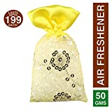 3Pure Perfume Potli Lemon Lime Air Freshener (50 gm)