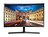 Samsung LC27F396FHNXZA 27-Inch 1800R Curved Monitor 4ms Freesync Super Slim Design
