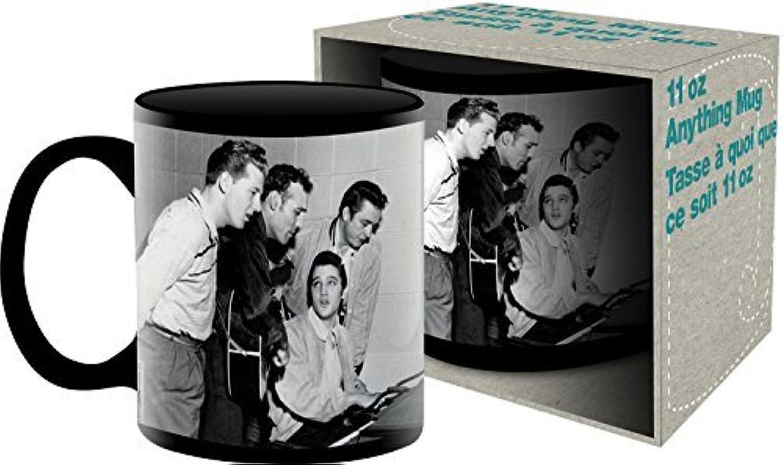 Aquarius Million Dollar Quartet Boxed Mug by Aquarius