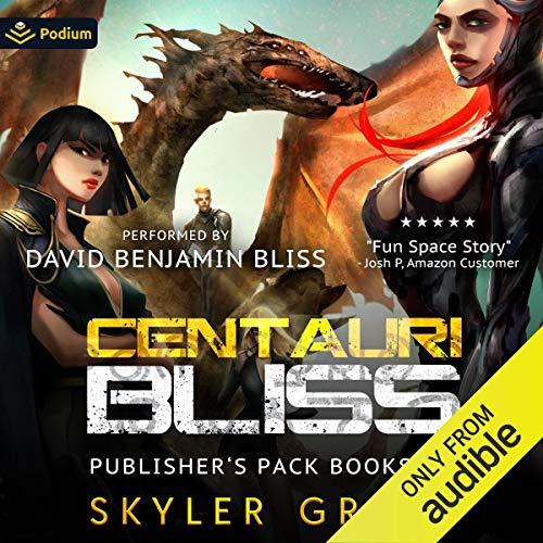 Centauri Bliss: Publisher's Pack 2 cover art