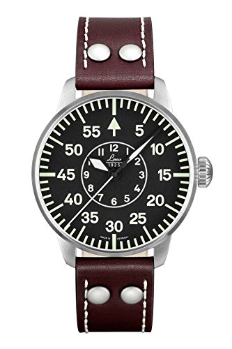 Laco Type B Dial Miyota Automatic Pilot Watch 861690
