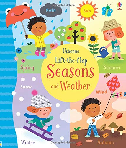 Bathie, H: Lift-the-Flap Seasons and Weather