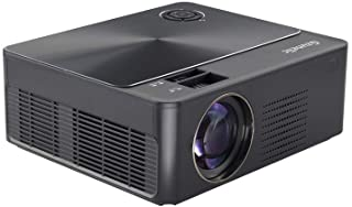 6200 Lumens 1080p Projector, Gzunelic Home Theater Full HD Projector,50000 Hours LED Lamp Video Proyector Built in 2 HI-FI...