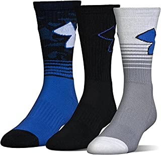 Under Armour Men's Phenom 2.0 Crew (3 Pack)