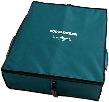 Disc-O-Bed Footlocker, Green
