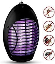 2019 Upgraded Electric Bug Zapper Mosquito Killer with UV Light, Fly Pests Trap Catcher Lamp for Indoor and Outdoor Use