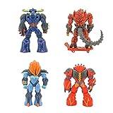 Dhl 4 Style Warcraft Krieger Kampf-Flagge Heding Kunststoff-Spielzeug Dekoration Modell 15CM
