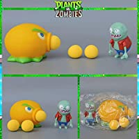 41スタイル植物vsゾンビピーシューターPVCアクションフィギュアゲームモデルおもちゃアニメ置物エンドウヒマワリギフト子供用おもちゃ