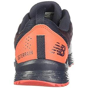 New Balance Men's Nitrel V3 Running Shoe, Henna/Coral Glow, 9.5 4E US