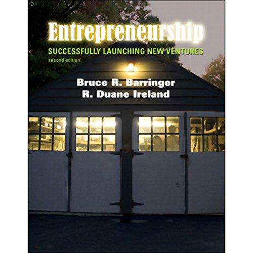VangoNotes for Entrepreneurship audiobook cover art