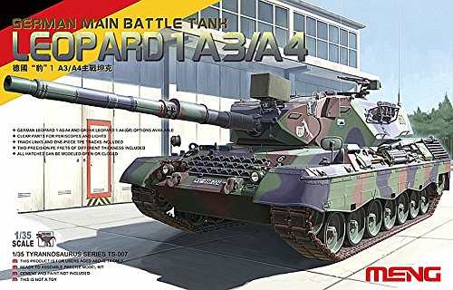 MENG-Model - Maqueta de Tanque (TS-007)