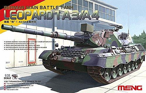 MENG-Model - Maqueta de Tanque (TS-007
