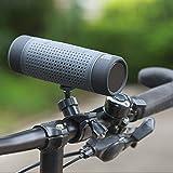 SueSupply Bluetooth Fahrrad Lautsprecher Bluetooth Spritzwassergeschützter Tragbarer Lautsprecher Subwoofer