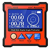 Transportador Digital DXL360S GYRO + Gravity 2 en 1...