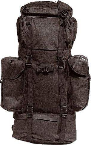 - Sac à dos de randonnée bW sac de la bundeswehr (armée allemande (noir)