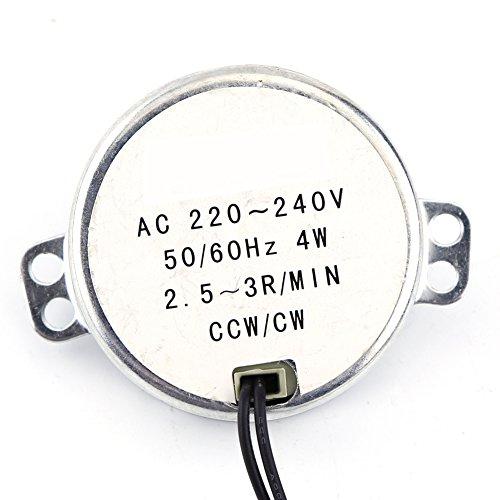 Astibym Motor síncrono de imán Permanente Motor de Engranaje Giratorio eléctrico de...
