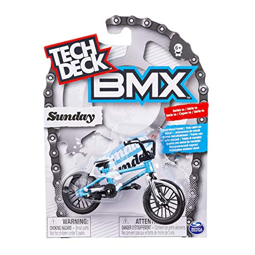 Tech Deck Bicicleta BMX Modelos Surtidos (BIZAK 61929866)