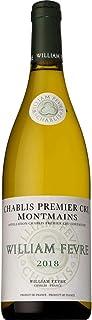 シャブリ プルミエクリュ モンマン 2018 メゾン ウィリアム フェーブル 750ml 白ワイン フランス ブルゴーニュ