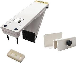 AC Safe AC-160 通用加厚窗户空调支持 白色 With FREE AC Security Lock AC-701 43237-2