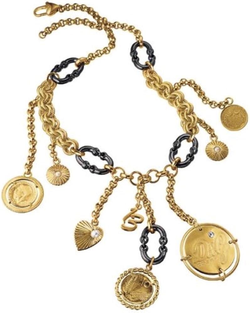 Dolce & gabbana collana da donna in acciaio inox Dolce & Gabbana - DJ0479