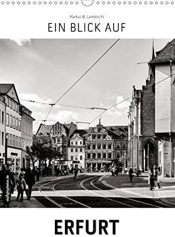 EIN Blick Free shipping on posting reviews auf Erfurt Wandkalender Mail order DIN A3 2021 hoch
