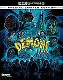 Demons + Demons 2 (2-Disc Limited Edition) [4K Ultra HD] [Blu-ray]