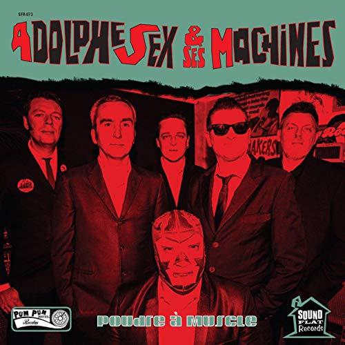 Poudre a Muscle [Vinyl LP]