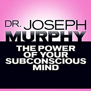 The Power of Your Subconscious Mind audiobook cover art