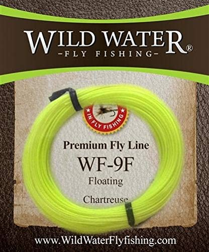 Wild Manufacturer direct delivery Water Fly Fishing Weight Chartreu Forward Floating 9-Weight Lowest price challenge