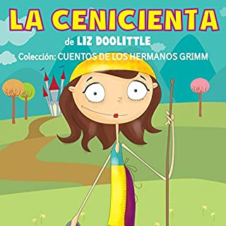 La Cenicienta [Cinderella] audiobook cover art