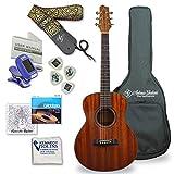 Best Travel Guitars - Antonio Giuliani Acoustic Mahogany Guitar Bundle - Mini Review